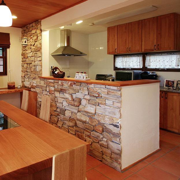 無添加住宅(R) キッチン施工例